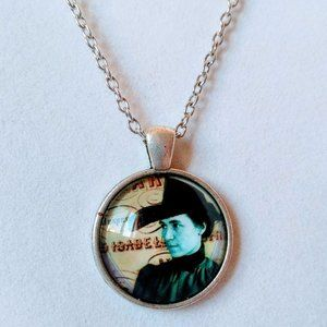Witch Cabochon Necklace